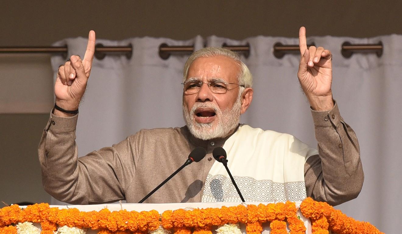 Divisive: Indian Prime Minister Narendra Modi. Photo: TNS