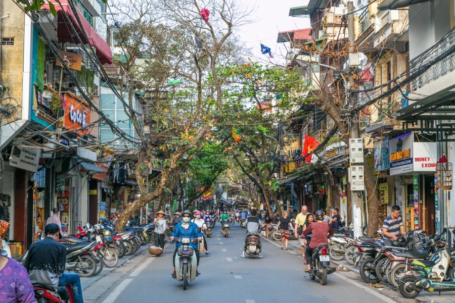 Vietnam\u0027s capital Hanoi has retained much of its spirit and feels worlds away from Hong Kong