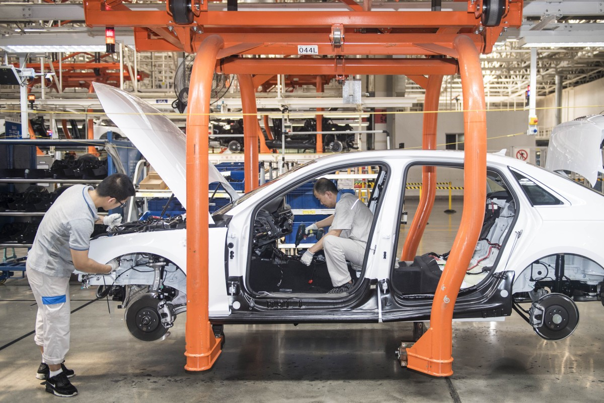 Car Manufacturers In South Africa China S Car Industry Slowdown To Continue Into 2020 As