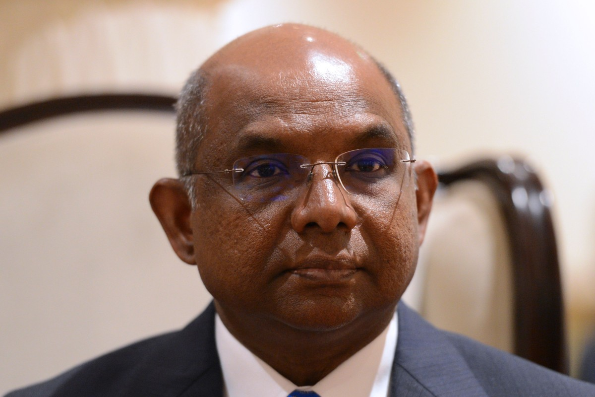 Maldives Foreign Minister Abdulla Shahid says China was a generous donor, but the previous Maldivian government borrowed heavily without adequate provisioning for repayments. Photo: AFP
