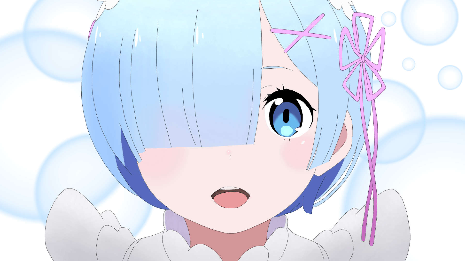 Cute Wallpaper In Twitter レムりん Ibispaint