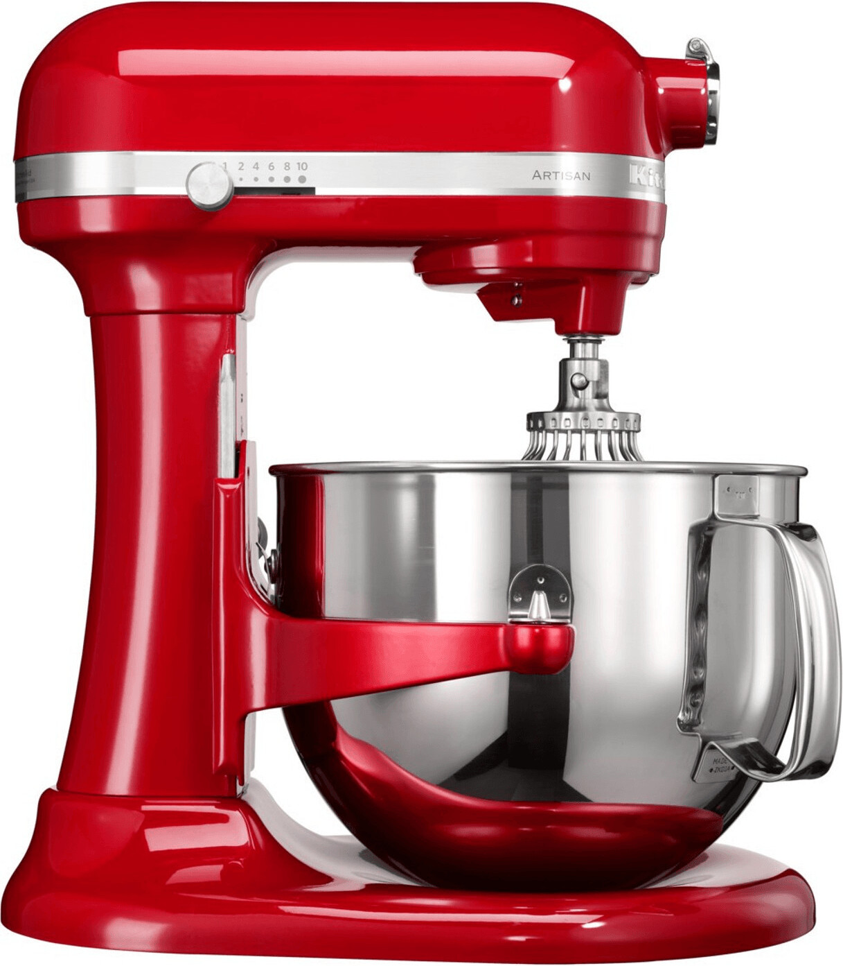 Kitchenaid Küchenmaschine Idealo Kitchenaid Artisan 1 3 Hp 5ksm7580x Eer Empire Rot Ean
