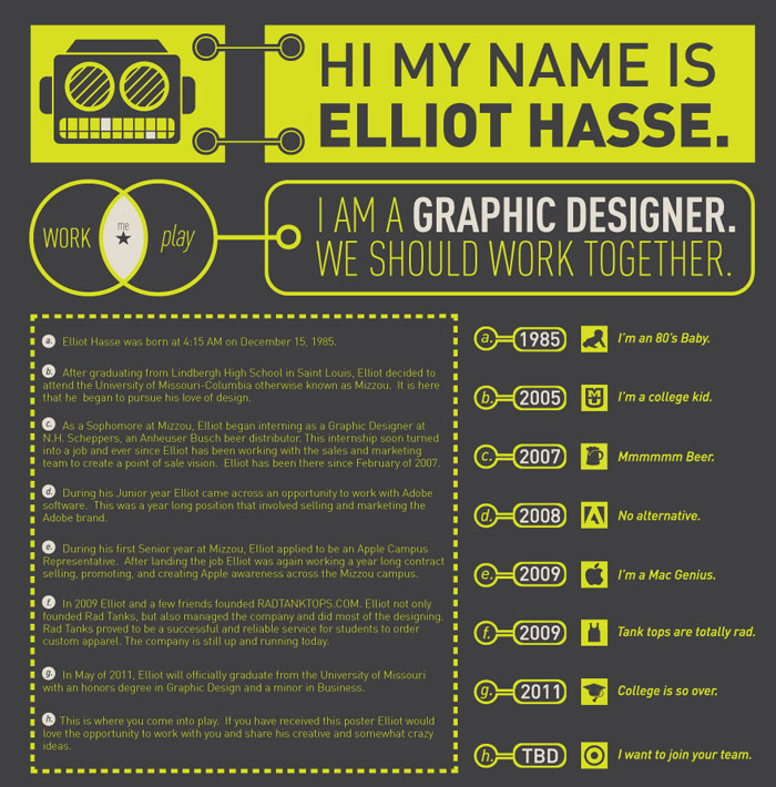 cdnidesignow public_html img 2011 10 inforesume_9jpg - graphic design resume ideas