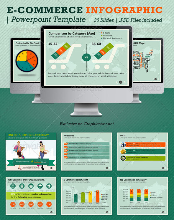 infographic powerpoint template datariouruguay - powerpoint infographic template