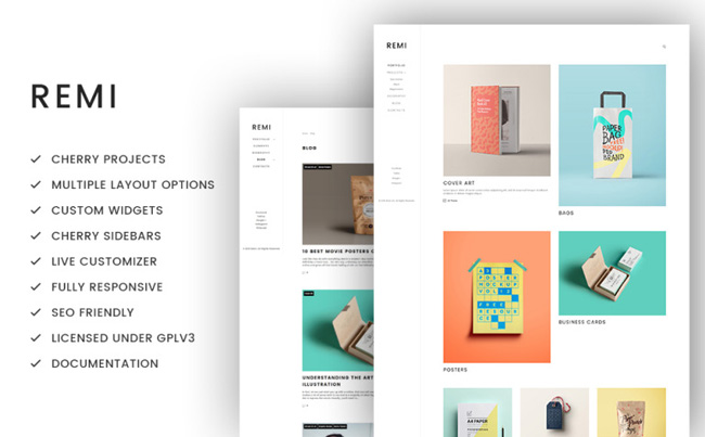 The Most Creative WordPress Art Themes for Galleries and Art Schools