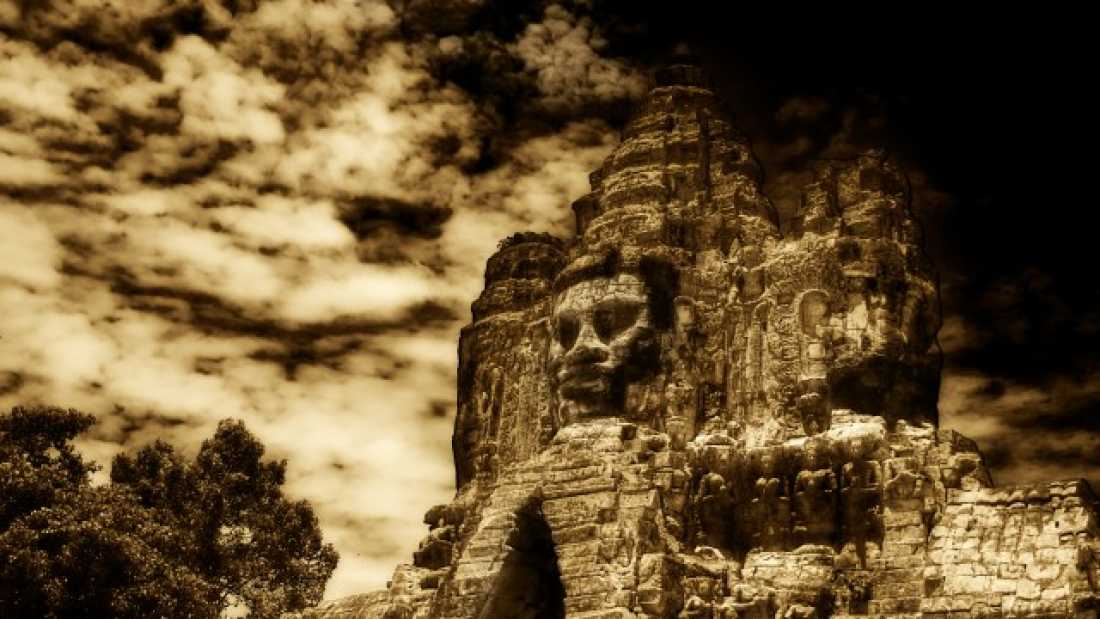 Temple Quotes Wallpaper Pc Hd Scientists Use Lasers To Discover Ancient Lost City