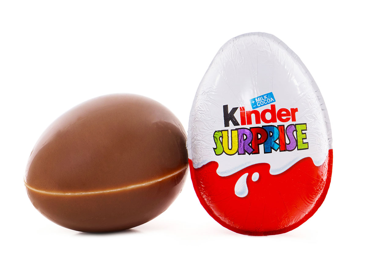 Kinder Egg Illegal 15 Foods That Are Banned In The U S Ig60
