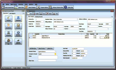 Download Access Invoice Database | rabitah.net