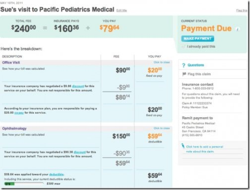 Track Medical Expenses and Pay Medical Bills Online Simplee
