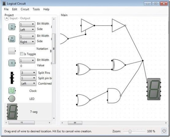 Logic Diagram Generator Wiring Diagram