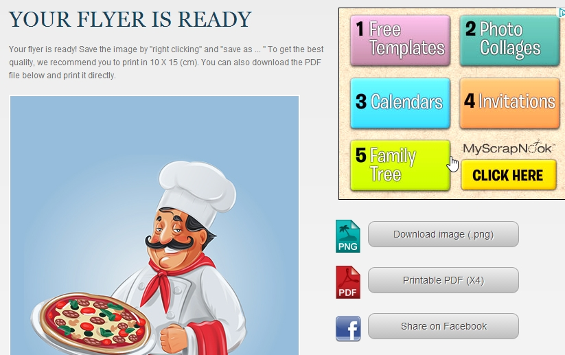 5 Free Websites To Create Flyer Online - how to make online flyers