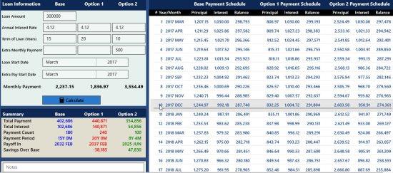 5 Free Windows 10 Loan Payment Calculator Apps - loan payment calculator
