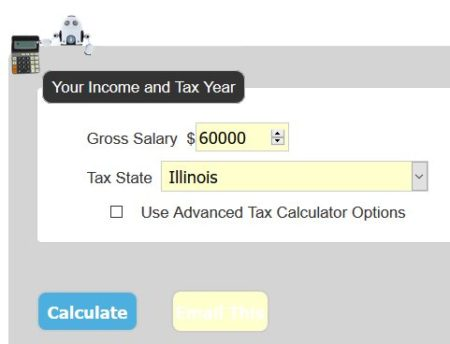 5 Free Salary Calculator Websites with State Tax Calculations