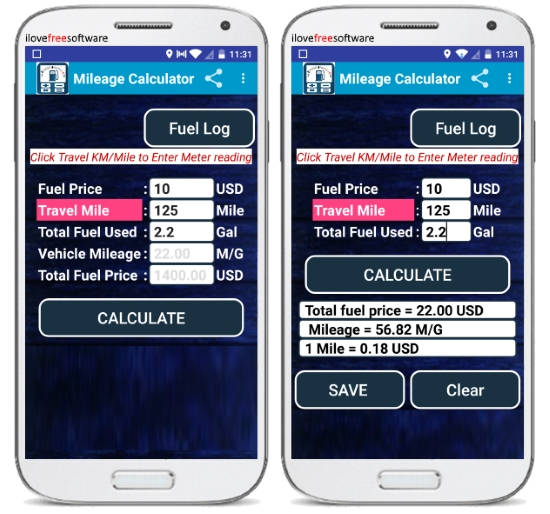 5 Free Mileage Calculator Apps for Android