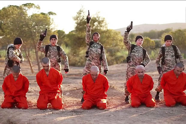 Boy Executer In Isis Footage May Be Son Of British Terror