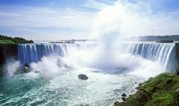 Beautiful Niagara Falls Wallpaper Niagara Falls Shock As Woman Intentionally Goes Over The