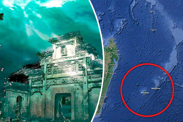Atlantis Found Ancient Lost Continent Buried Millions