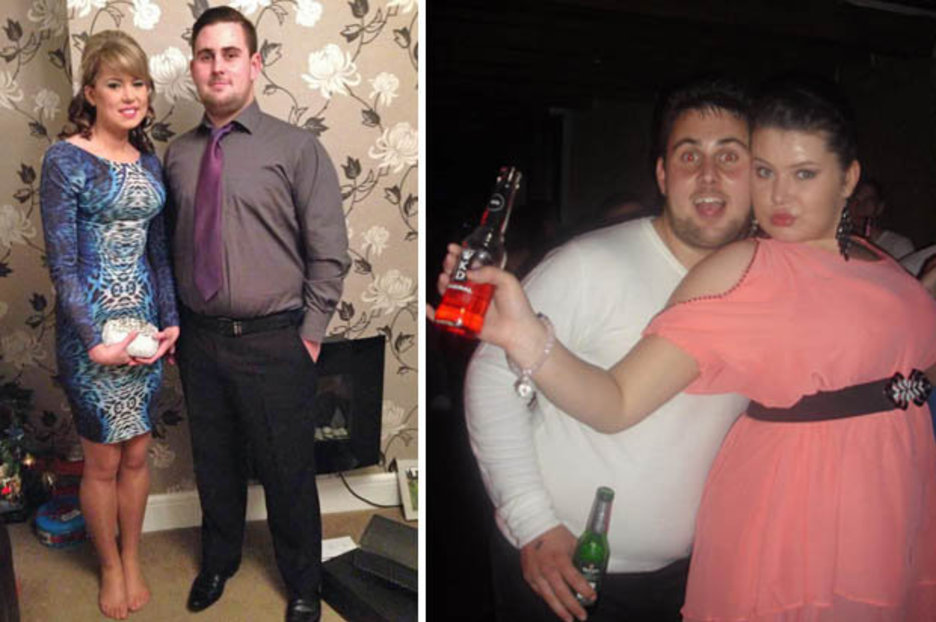 Rugby Player Legs Couple Weight Loss Daily Star