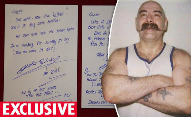 Pharma Bro Issues Apology Letter For Alleged Threat Charles Bronson Sends Threatening Letter To Paula