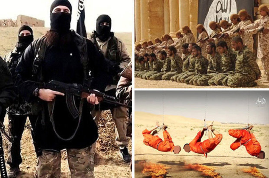 Isis Terrorists Struggle To Raise Money After West Bombs