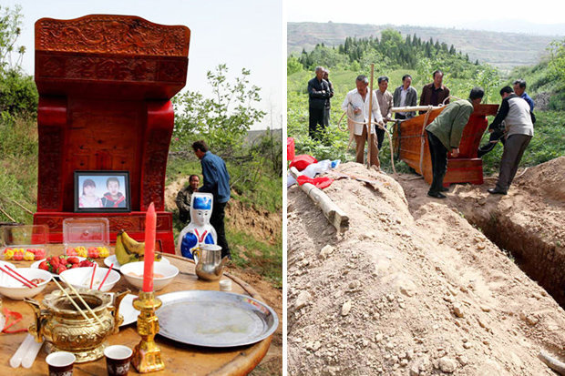 Parents pay for dead teenager to marry corpse in China Daily Star