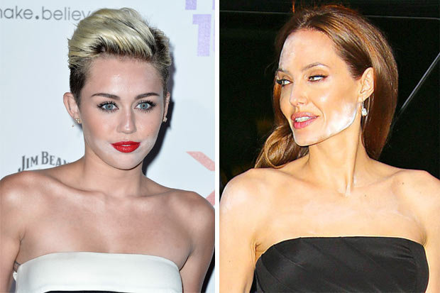 Worst Celebrity Makeup Fails Daily Star