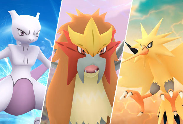 Pokemon Go Legendary Raids How to catch and counter Raikou, Entei