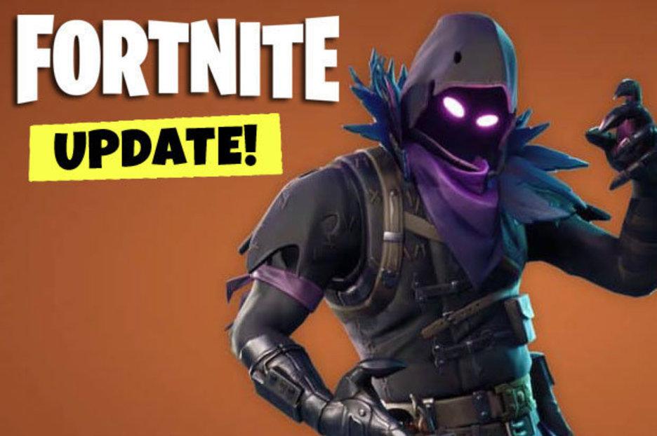 Raven Fortnite Skin Release Date Update New Ps4 Leak