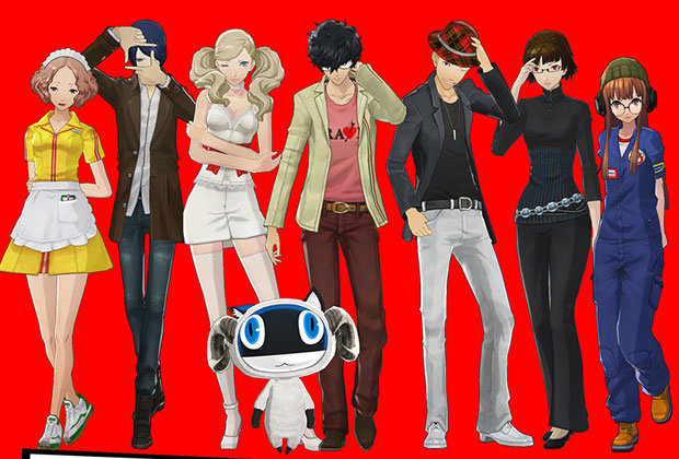 Red Dead Redemption Wallpaper Hd Persona 5 Reviews Are Exceptional And Release Date Dlc Can