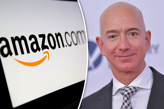 Jeff Bezos net worth How much is Amazon founder and RICHEST person
