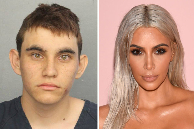 Florida school shooting Kim Kardashian leads a-lister\u0027s outcry for
