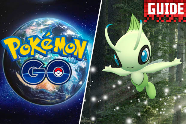 Celebi Pokemon GO Quest News Ripple in Time Research Tasks - How to