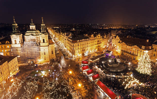 Weihnachten Im Schnee Tschechien Best Christmas Markets In Europe 2016: Germany, Belgium