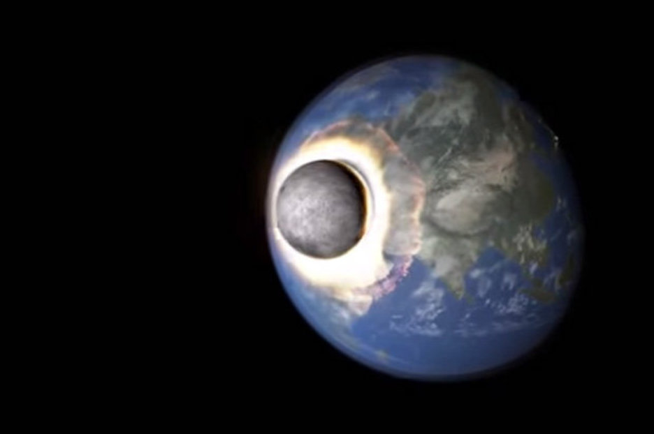 Mondphasen 2017 Watch: Doomsday Simulation Shows What Would Happen If Moon