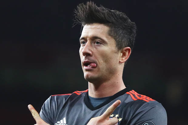 Dynamic Wallpaper Iphone X Robert Lewandowski To Man Utd Bayern Munich S Agent Talks