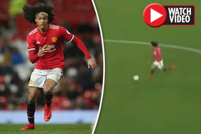 Man Utd news: Tahith Chong's U23 showing stuns fans as Mourinho watches | Daily Star