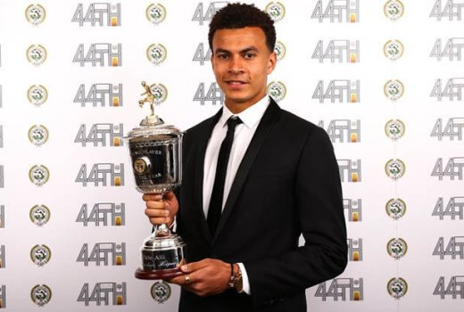 Image result for dele alli PFA awards