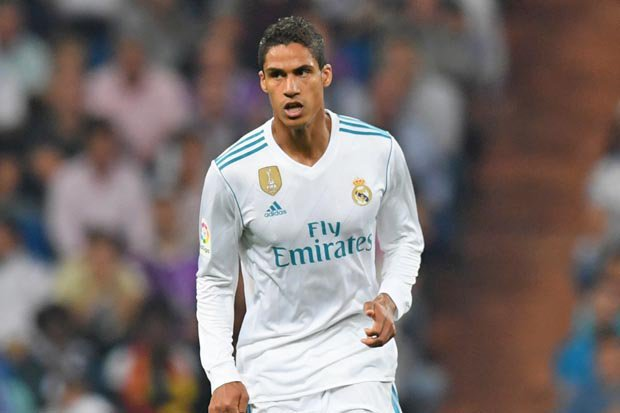 Wallpaper Manchester United Hd Real Madrid News Raphael Varane Signs New Contract Until