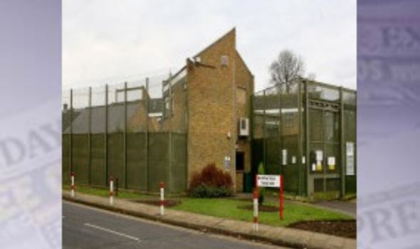 Young Offenders Institute 39unsafe39 Uk News Expresscouk