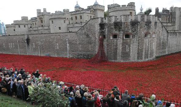 Horoscope Hd Wallpapers Poppies At The Tower Of London Is The Most Popular