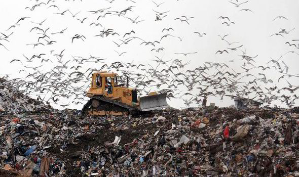 Landfill Mining Could Be Future Of Recycling Uk News