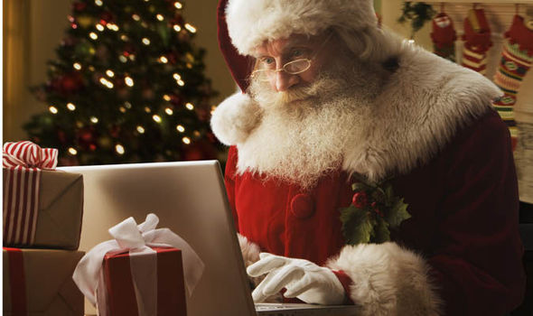 Children Are Now Writing Their Christmas Lists To Santa