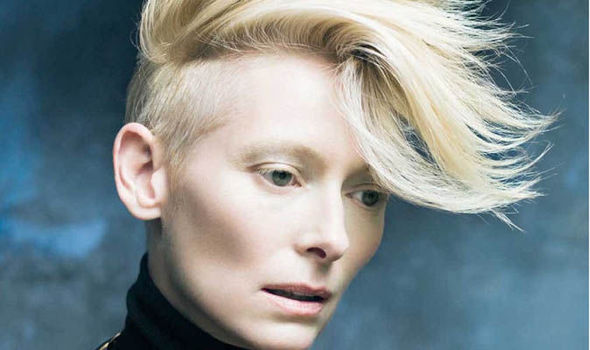 Travel Agency Wallpaper Hd Tilda Swinton Takes A Swipe At Too Much Make Up Uk