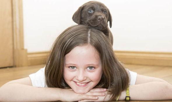 Autism \u0027support\u0027 dog is lifechanger for schoolgirl UK News