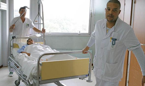NHS hospital porters threaten strike after bosses take away