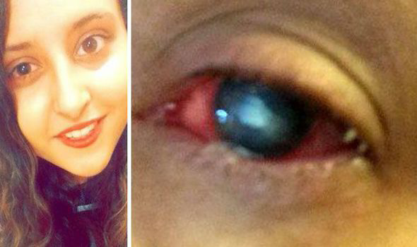 Teen forced to stay awake for a week to stop a PARASITIC WORM