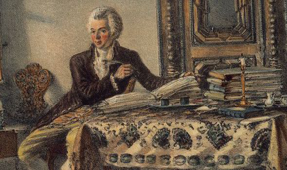 Top 10 Facts About Composers Expresscouk