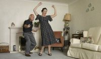 Learning to shimmy like Bruce Forsyth could delay heart