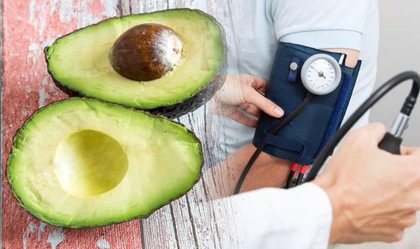 High blood pressure symptoms - eating avocado can help lower