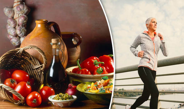 Mediterranean-style diet and regular exercise \u0027can add YEARS to your